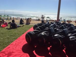 Australia Beach Soccer Cup 2014